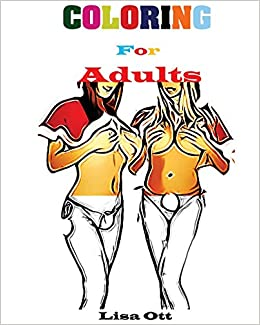 Amazon.com: Coloring For Adults: nude coloring book (Volume 1 ...
