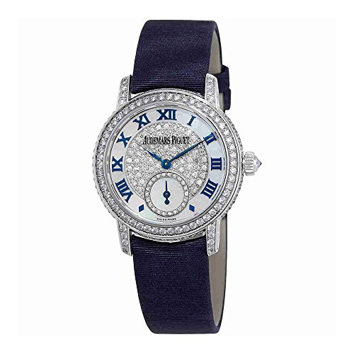 Audemars Piguet Jules Audemars Diamond Manual Winding Ladies Watch 77229BC.ZZ.A025MR.01