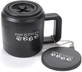 Paw Plunger Portable Dirty Paw Washer