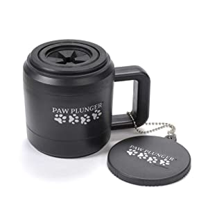 Paw Plunger Portable Dirty Paw Washer for Dogs