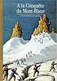 A la conquête du Mont-Blanc par Yves Ballu