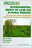 img - for Environmental Impact of Land Use in Rural Regions: Development, Validation and Application of Model Tools for Management and Polity Analysis (Series on Environmental Science and Management, Vol 1) book / textbook / text book