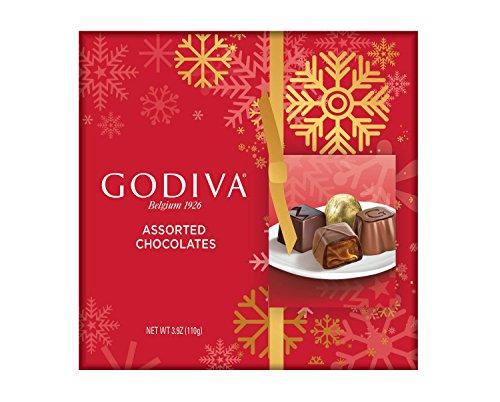Godiva Assorted Chocolate Box, 9 ct