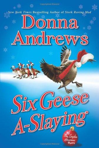Six Geese A-Slaying (Meg Langslow Mysteries) pdf epub