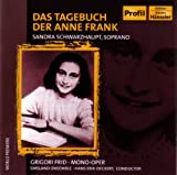 FRID: The Diary of Anne Frank - World Premiere Recording