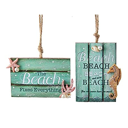 51VW1bjEb6L._SS450_ Beach Christmas Ornaments and Nautical Christmas Ornaments