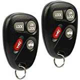 97 buick park avenue parts remote - Car Key Fob Keyless Entry Remote fits Chevy Camaro / Pontiac Firebird Trans Am 1998 1999 2000 2001 2002 (16245100-29), Set of 2