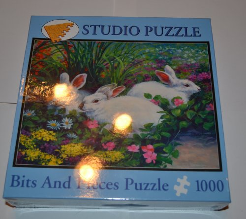 Studio Puzzle Bits and Pieces Laurie Snow Hein: Everything's Coming up (Laurie Snow)
