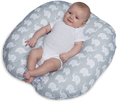 White Boppy Newborn Lounger