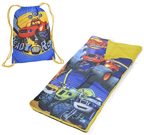 Nickelodeon Blaze & The Monster Machines Drawstring Bag ...