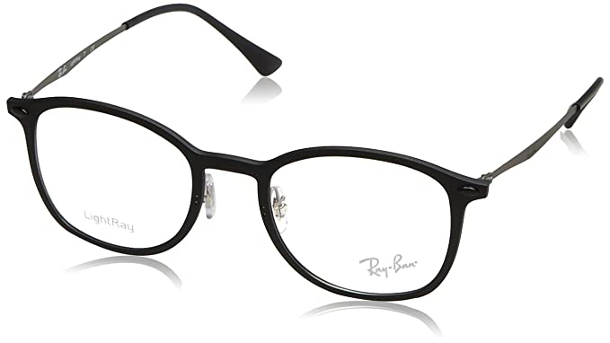 8146f9f7d74 Amazon.com  Ray-Ban Optical 0RX7051 Sunglasses for Unisex  Shoes