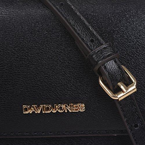 Faux Purse Shoulder Messenger Saddle Crossbody Wallet Phone Leather Lady Black Women's PU Mobile Beige Travel Girl Bag Small Jones Size Fashion Bag Handbag Mini David Pouch Rigid BT8RIR