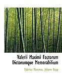 Valerii Maximi Factorum Dictorumque Memorabilium, Johann Kapp and Valerius Maximus, 1115704524
