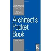 Architect's Pocket Book (Routledge Pocket Books)