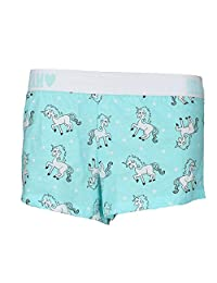 Roll Outta Bed Women's Plus Size Novelty Print Knit Sleep Shorts