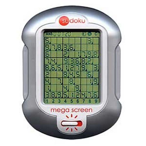 Techno Source Illuminated Mega Sudoku Puzzle Game by Techno Source