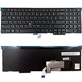 Bestcompu Genuine New Lenovo Thinkpad L540 W540 Edge E531 Laptop Keyboard US 04Y2426 04Y2348 04Y2652 0C45217 Frame