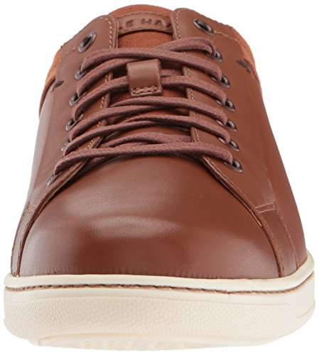 Sneaker In Pelle Marrone Chiaro Uomo Sneaker Ii