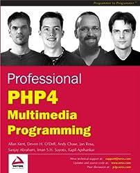 Professional PHP4 Multimedia Programming