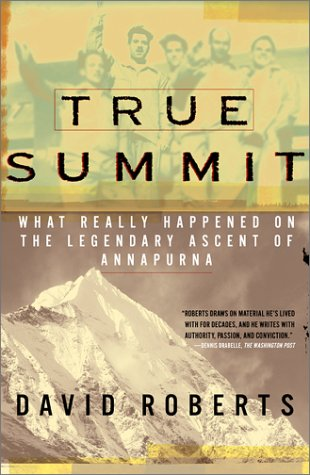 Download True Summit: What Really Happened on the Legendary Ascent on Annapurna pdf epub