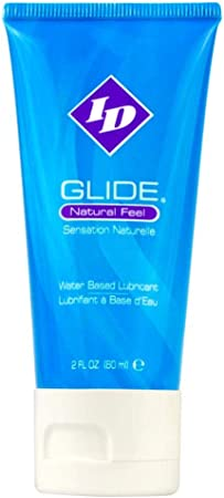 ID Glide Water Based Lubricant Tube, 2 Fluid Ounce by ID