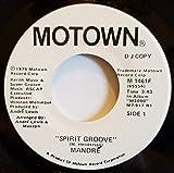 MANDRE 45 RPM Spirit Groove / SAME