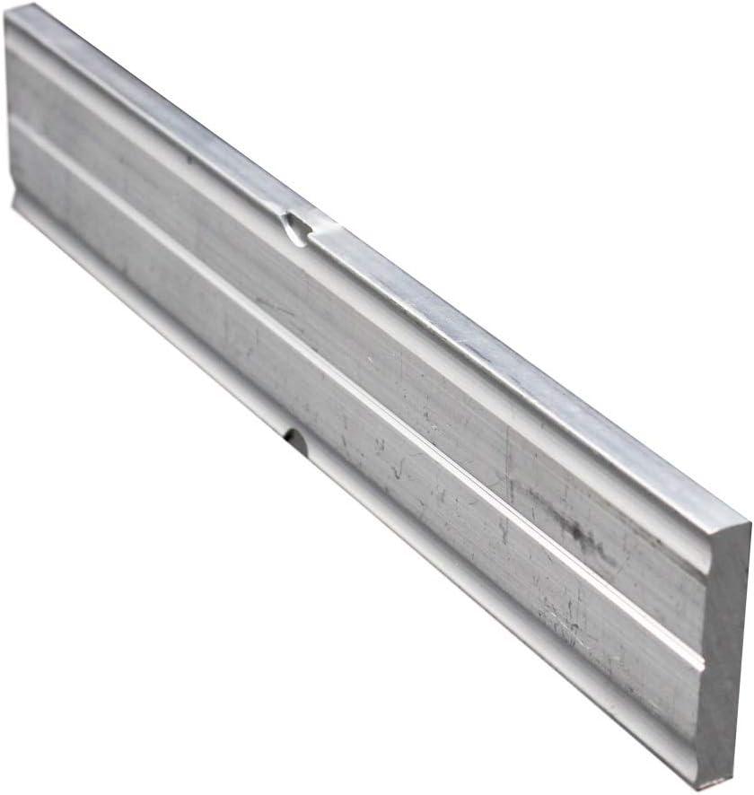 2er-Set Einschub-Profilverbinder 200 x 36,5 x 6,24 mm f/ür Tr/ägerprofil