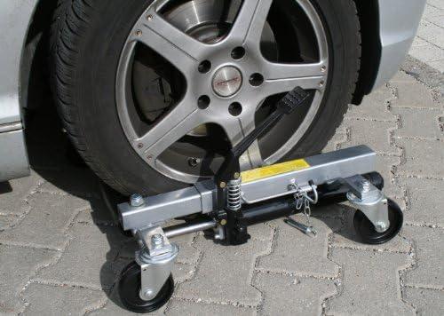 Kunzer 7GJ01 Hydraulic manoeuvering