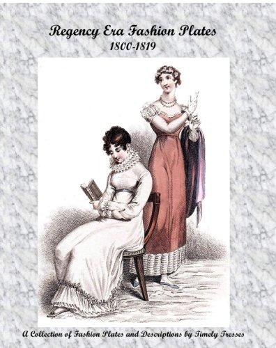 Costumes Parisien (Regency Era Fashion Plates: 1800-1819)