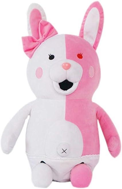Game Danganronpa Monomi Rabbit Monokuma Bear Plush Toy Stuffed Doll Kids Gifts