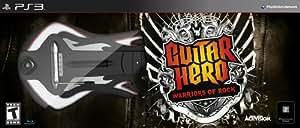 Guitar Hero: Warriors of Rock - Guitar Bundle - PlayStation 3 Bundle Edition