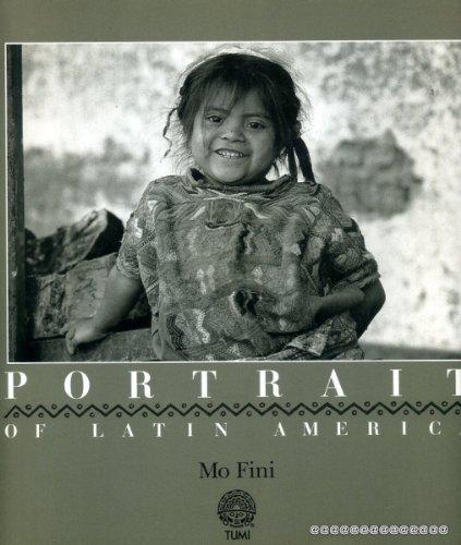 Portrait of Latin America by Mo Fini (1990-07-06)