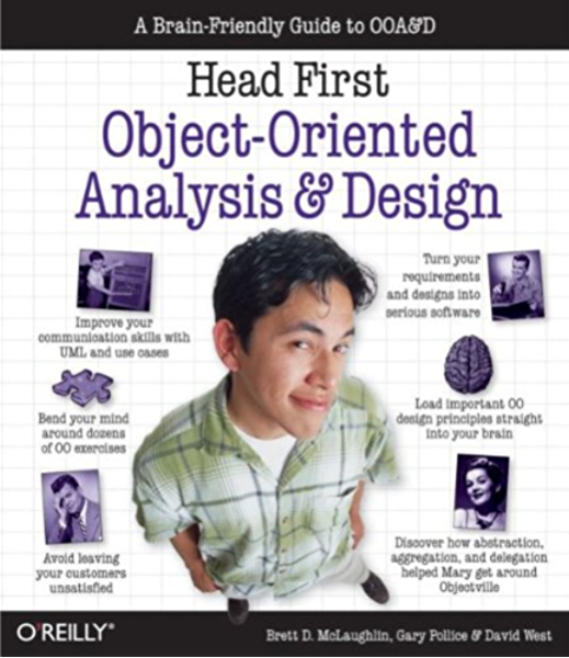 Head First Object Oriented Analysis And Design Ebook West David Mclaughlin Brett Pollice Gary Kindle Store Amazon Com