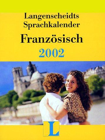 Kalender, Langenscheidts Sprachkalender Französisch