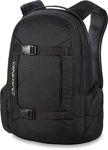 Dakine Mission Backpack, Black, 25L Dakine Mission Laptop Backpack