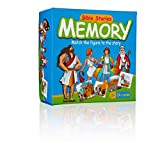 Bible Stories Memory Game - Old Testament Activity