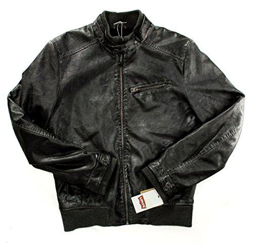 Price comparison product image Levi's Men's Grey Bomber Jacket Small