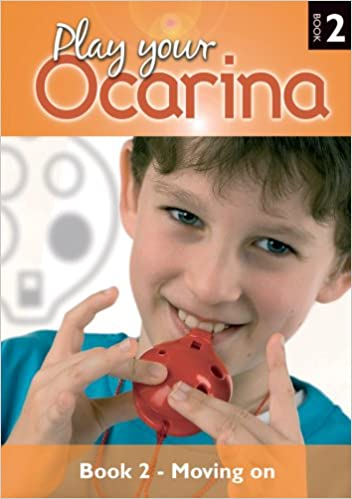 FREE DELIVERY BOOK 2 /'Further Techniques /& Tunes/' with CD Play your OCARINA