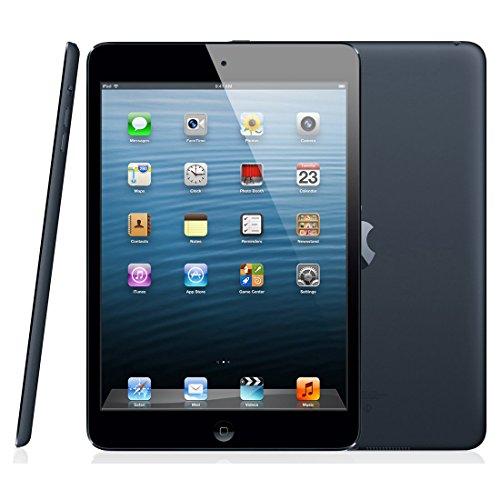 "Apple iPad Mini 16GB 7.9"" Touchscreen WiFi Bluetooth Dual Cameras iOS Tablet Black MD528LLA"
