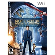 Night At The Museum: Battle Of The Smithsonian - Wii Standard Edition