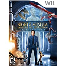 Night at the Museum: Battle of the Smithsonian - Nintendo Wii