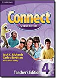 img - for Connect Level 4 Teacher's edition (Connect Second Edition) book / textbook / text book