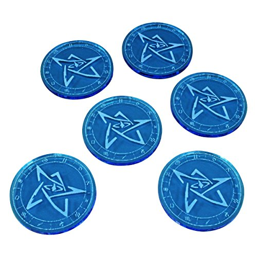 Sealed Gate Tokens by Litko Game Accessories