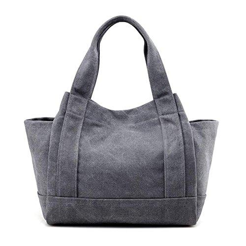 Art Fan Canvas Bag Fashion Joker Bolso Casual Lady Shoulder Bag Shopping Bag Travel Tote