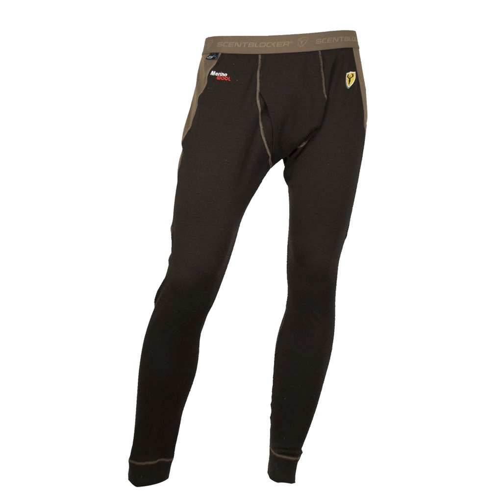 Scent Blocker Apex Mid Weight Wool Pant, Large