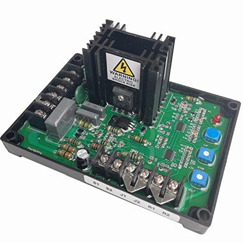 2pcs 15A 220/400VAC Automatic Voltage Regulator AVR 100kv...