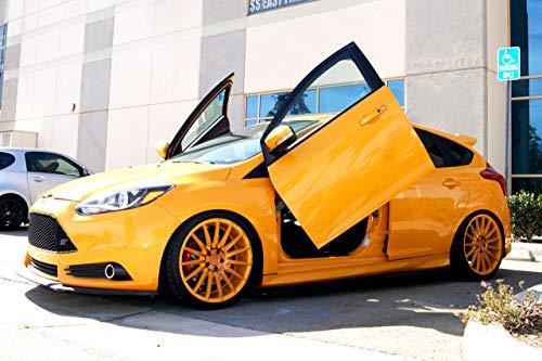 (Vertical Doors - Vertical Lambo Door Conversion Kit for Ford Focus 2010-2015 (VDCFFOC1015))