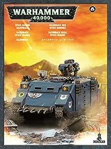 Space Marines Razorback Warhammer 40,000