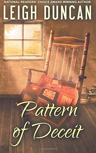 book cover of Pattern of Deceit