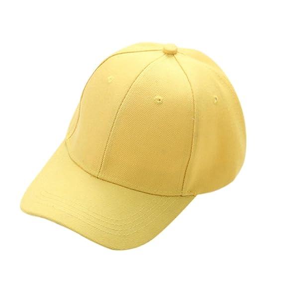 Sombreros Sólidos de Verano para Niños f1b88fedd53